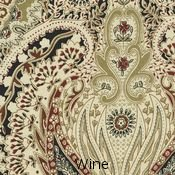 Errebicasa Sorrento Wine Pattern
