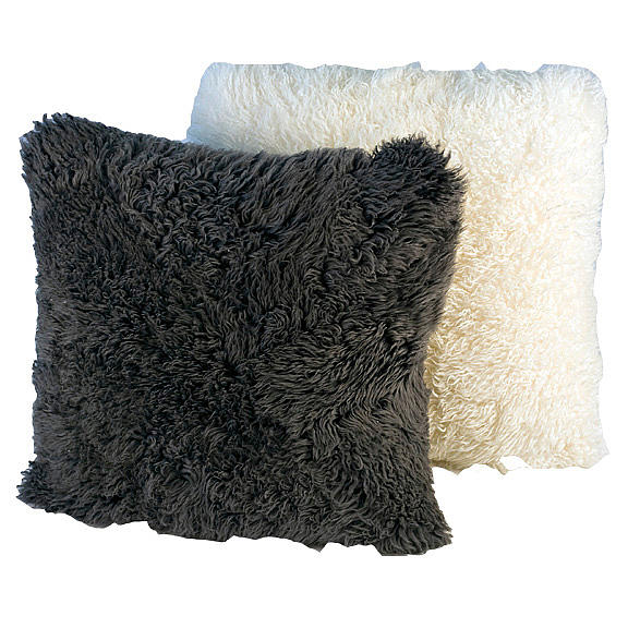 Longwool Pillows by Auskin