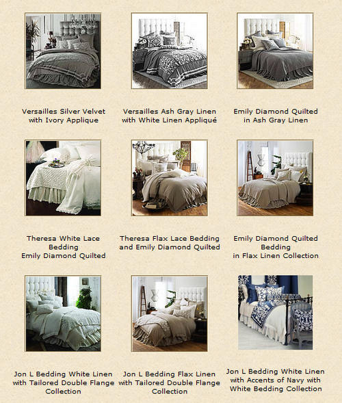 Lili Alessandra Luxury Bedding
