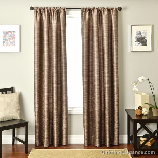 Softline Tuscany Solid Drapery Panel