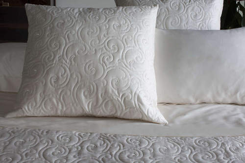 Signoria Firenze Valzer Coverlet & Deco Sham Collection