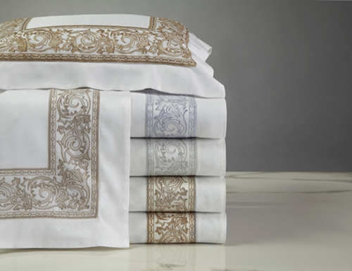 Home Treasures Bedding Paris Embroidery Collection