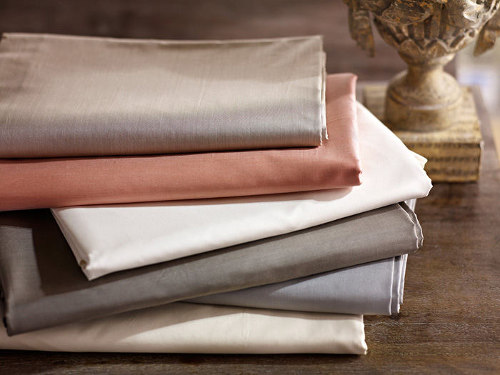 SDH Capri Egyptian cotton percale is available in 13 colors.