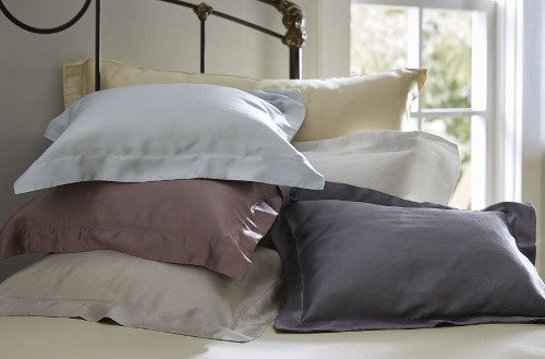 SDH Legna Classic bedding is available in twelve gorgeous colors.