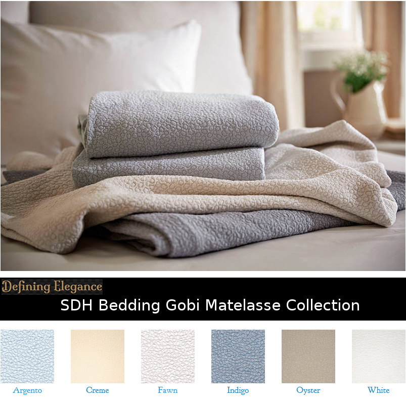 SDH Bedding Gobi Collection
