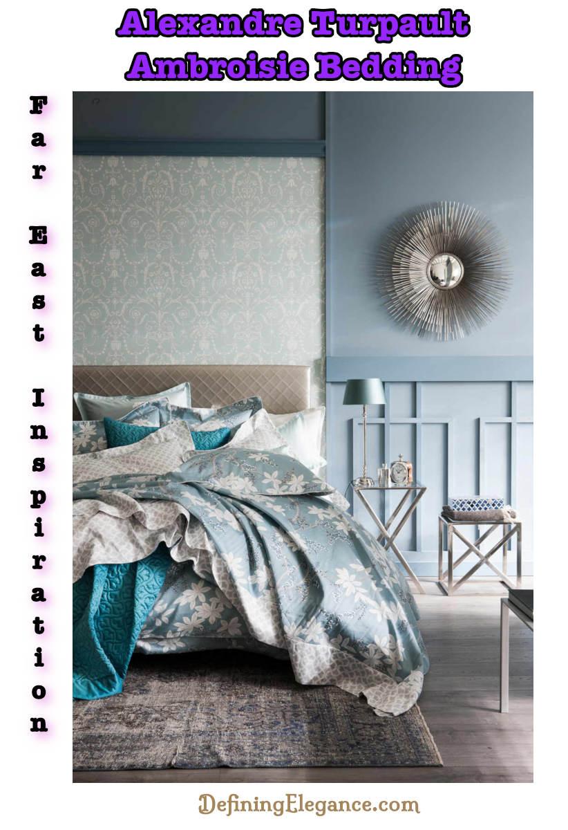 Alexandre Turpault Ambroisie Bedding