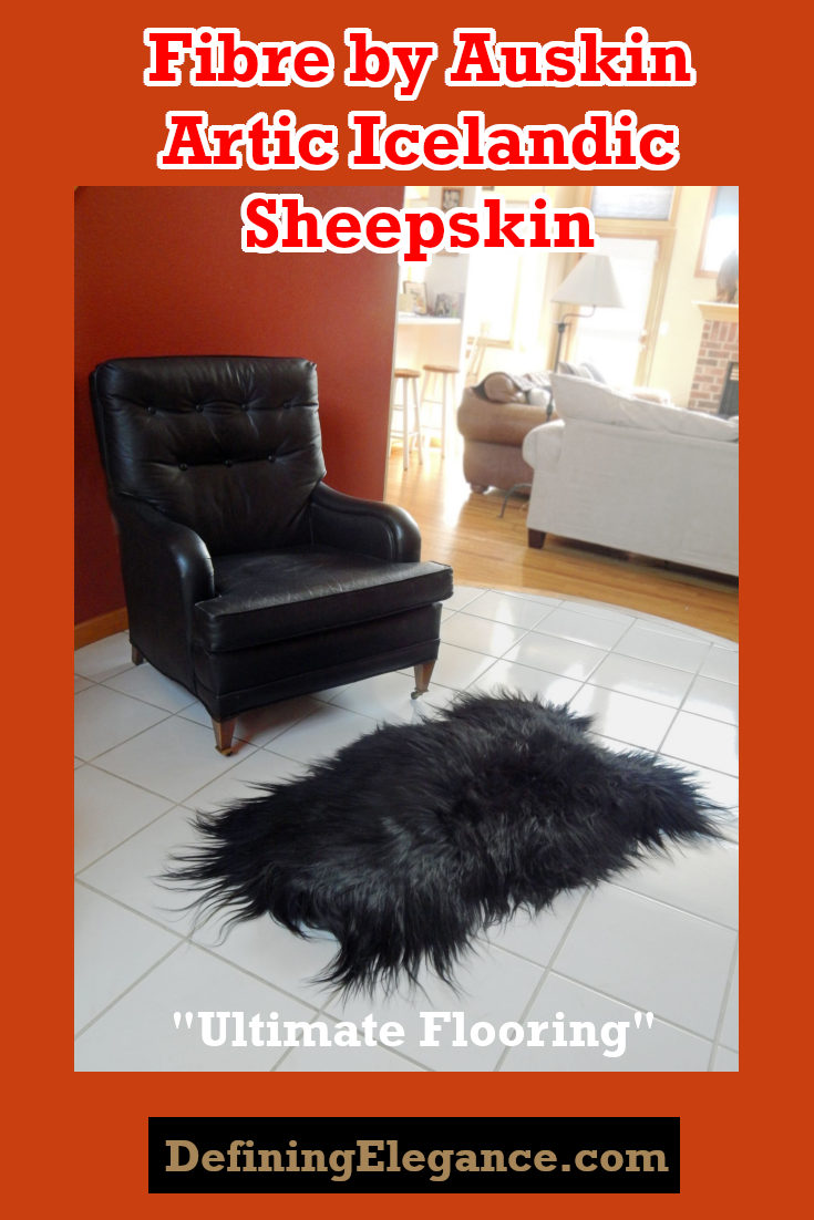 Fibre by Auskin Artic Icelandic Sheepskin Pelt