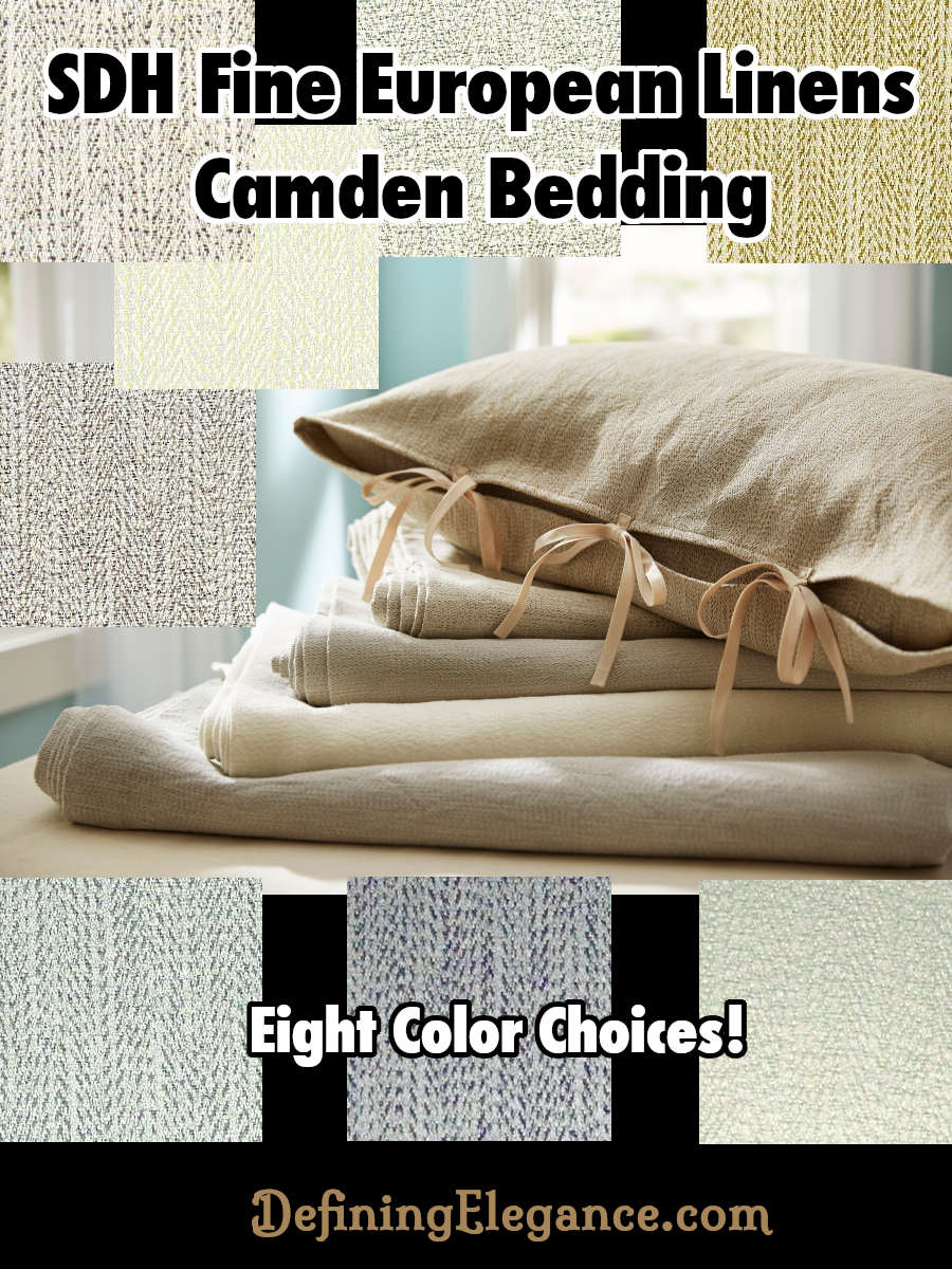 SDH Camden Cover and Sham Collection