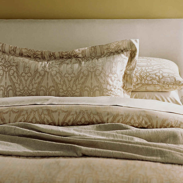 The Purists Doria 100% Organic Cotton Bedding