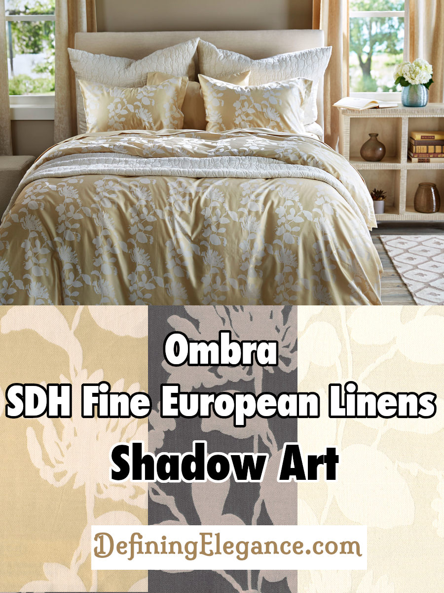 Ombra by SDH Fine European Linens
