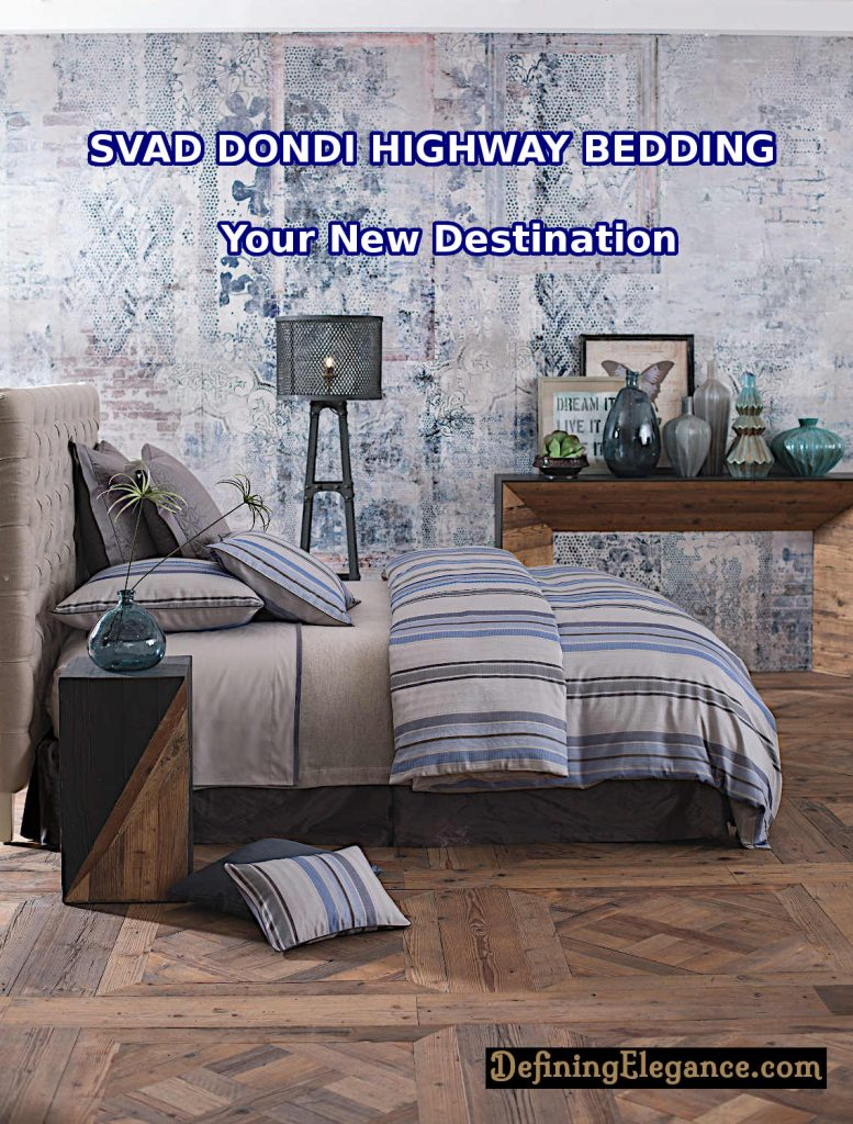 Highway Bedding by SVAD DONDI