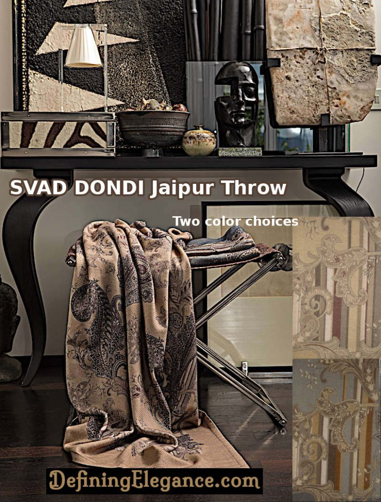 SVAD DONDI Jaipur Throw