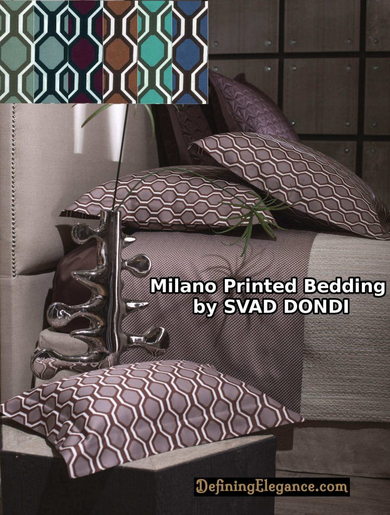 SVAD DONDI Milano Bedding