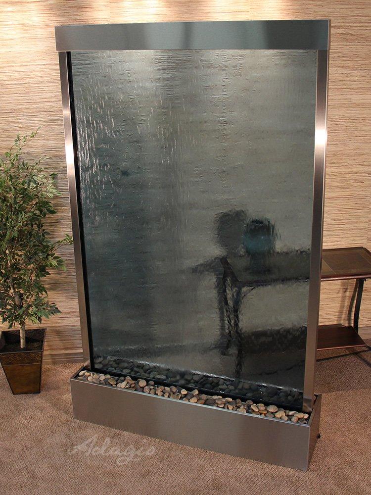 Adagio Grandeur River Floor Fountain Center Mount