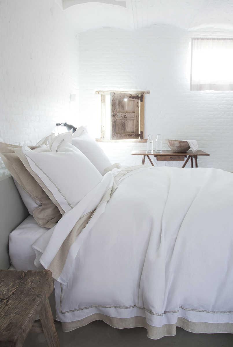 Alexandre Turpault Bastide Linen Bedding