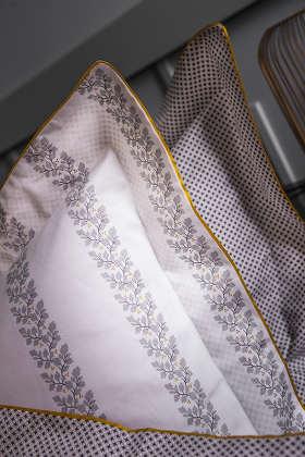 Alexandre Turpault Bel Ami Sateen Cotton Duvet & Shams