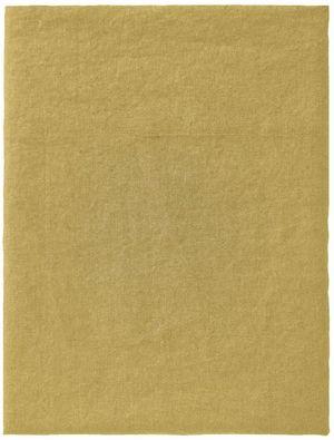 Alexandre Turpault Nouvelle Vague Bedding Color Sample - Gold