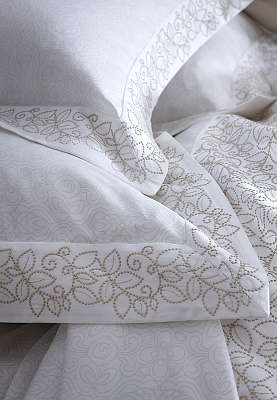 Alexandre Turpault Palais Royal Sateen Cotton Duvet & Shams