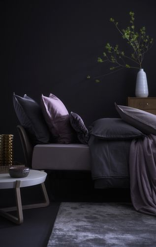 Teo is a cotton collection of solid colors to coordinate with any Alexandre Turpault bedding ensemble.