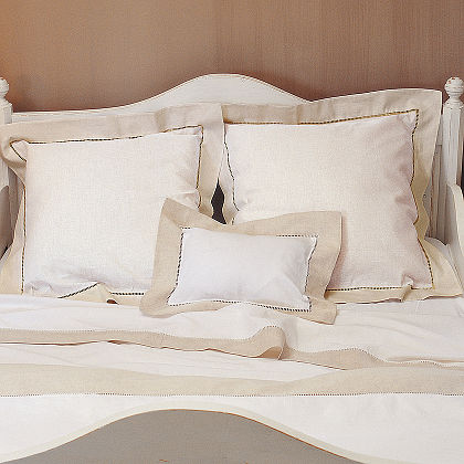 Alexandre Turpault Paris Cotton/Linen Bedding
