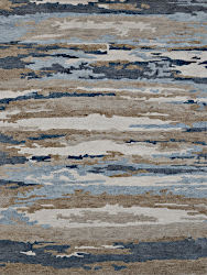 Amer Rugs ABS-5 Abstract - Water Blue