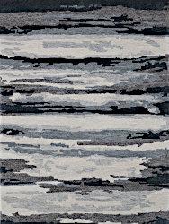 Amer Rugs ABS-6 Abstract - Dark Gray