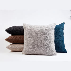 Ann Gish Boucle Pillow - Art of Home Collection