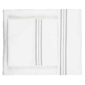 Ann Gish Hem Stripe Sheet Set - Art of Home