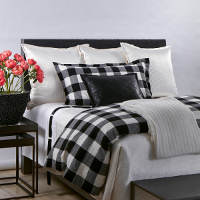 Ann Gish Linea & Plaid Set -  Art of Home Collection