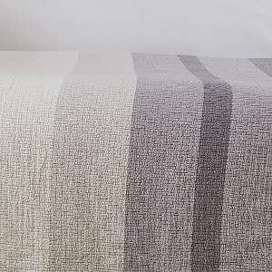 Ann Gish Pebble Stripe Coverlet Set - Art of Home Collection