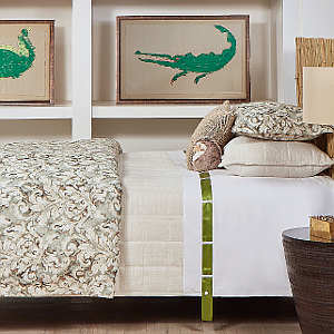 Ann Gish Texture & Ancathus Swatch -  Art of Home Collection