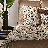 Ann Gish Acanthus Duvet Set - Art of Home Collection