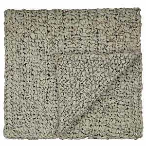 Ann Gish Ribbon Knit Throw - Art of Home Collection