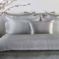 Ann Gish Birch & Quilted Silk Bedding Collection