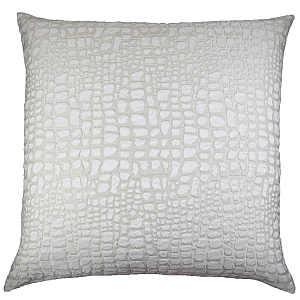 Ann Gish Croc Pillow