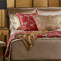 Ann Gish Fiori Bedding Collection