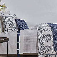 Ann Gish Iron Gate & Ready-To-Bed Linen/Cotton Art of Home