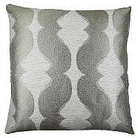 Ann Gish Moustache Pillow & Throw