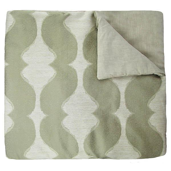 Ann Gish Moustache Pillow & Throw