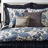 Ann Gish Nature & Silk Bedding Collection