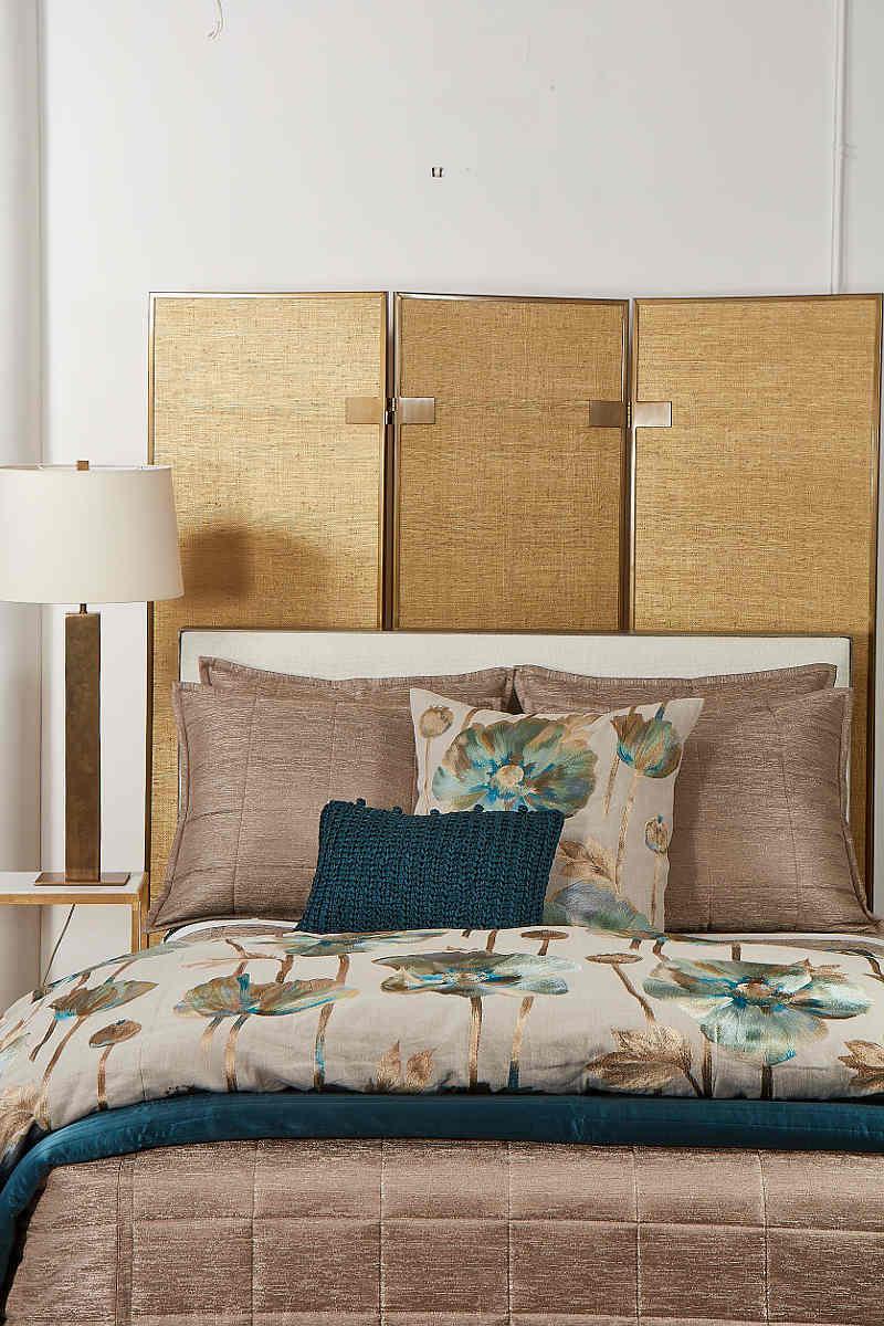Ann Gish Opium Bedding Collection