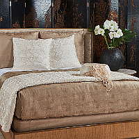 Ann Gish Stardust & La Sirene Bedding Collection