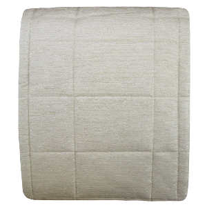 Ann Gish Stria Quilted Coverlet