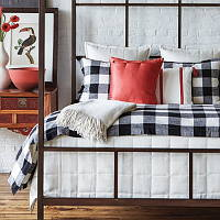 Ann Gish Texture & Plaid - Art of Home