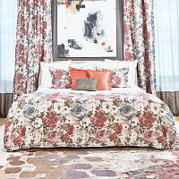 Ann Gish Tivoli Bedding Collection