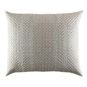 Ann Gish Trellis Pillow in Champagne