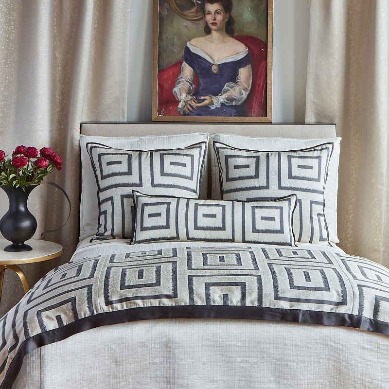 Ann Gish Unmazed Bedding Collection