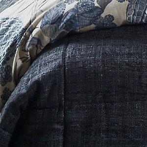 Ann Gish Wild Silk Coverlet