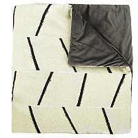 Ann Gish je t'aime Pillow & Throw