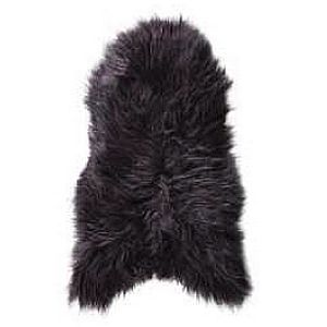 Fibre by Auskin Graphite Artic Sheepskin Pelt